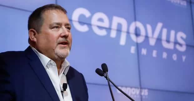 'Don't look for us to become a late-entrant renewable-power developer,' says Cenovus CEO Alex Pourbaix.