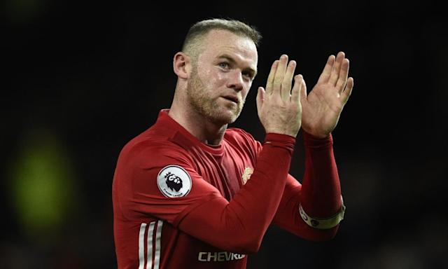 "<span class=""element-image__caption"">Wayne Rooney applauds the Manchester United fans after February's goalless draw with Hull City. How many more matches does he have in the club's colours?</span> <span class=""element-image__credit"">Photograph: Oli Scarff/AFP/Getty Images</span>"