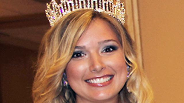 Miss Florida USA Contestant Is Legally Blind