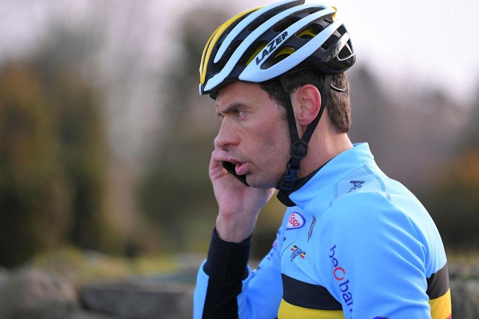 Belgian national cyclo-cross coach Sven Vanthourenhout has also taken over the role of national road coach following the departure of Rik Verbrugghe