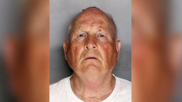 PHOTO: Joseph James Deangelo, known as 'The Golden State Killer,' is seen in this police booking photo, April 25, 2018, after being apprehended.  (Sacramento Police Department)
