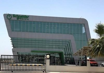 Saudi Schneider Electric Innovation and Research Center (CNW Group/Schneider Electric Canada Inc.)