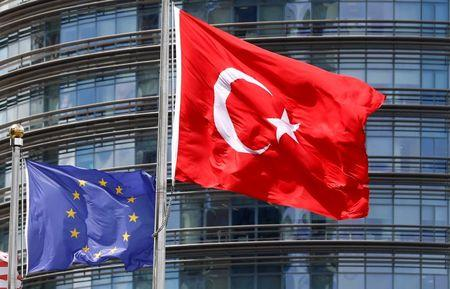 European Union tells Turkey to avoid damaging actions after Cyprus ship incident