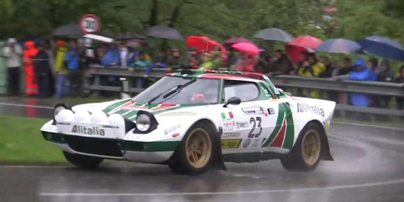 Never let yourself forget how awesome the lancia stratos was for Abc motor credit gilchrist rd