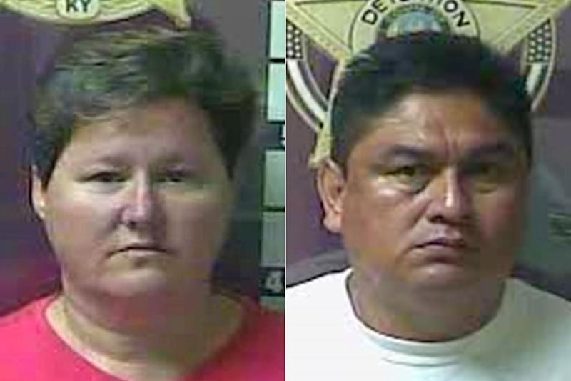 Ky. Couple Allegedly Locked Teen Daughter in Cage Surrounded by Animal Waste 'So We Can Get Some Sleep'