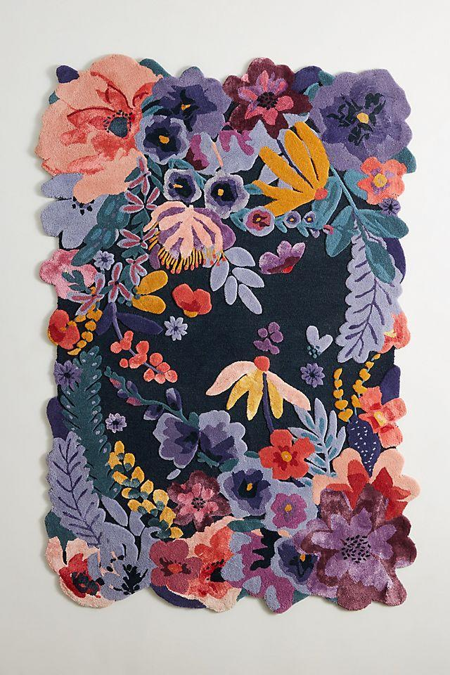 "<h2>Tufted Jardin Rug<br></h2><br>A pretty and decorative wool rug like this one is only suitable for low-traffic areas, but no one will want to step on its vibrant petals anyway. <br><br><em>Shop</em> <strong><em><a href=""http://anthropologie.com"" rel=""nofollow noopener"" target=""_blank"" data-ylk=""slk:Anthropologie"" class=""link rapid-noclick-resp"">Anthropologie</a></em></strong><br><br><strong>Anthropologie</strong> Tufted Jardin Rug, $, available at <a href=""https://go.skimresources.com/?id=30283X879131&url=https%3A%2F%2Fwww.anthropologie.com%2Fshop%2Ftufted-jardin-rug"" rel=""nofollow noopener"" target=""_blank"" data-ylk=""slk:Anthropologie"" class=""link rapid-noclick-resp"">Anthropologie</a>"