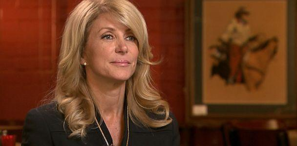 ABC wendy davis this week jt 130629 33x16 608 Davis Chides Perry, Says Shell Fight With Every Fiber to Stop Abortion Bill