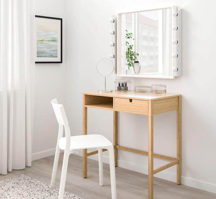"""Find it for $149 at <a href=""""https://fave.co/33kAax8"""" rel=""""nofollow noopener"""" target=""""_blank"""" data-ylk=""""slk:IKEA"""" class=""""link rapid-noclick-resp"""">IKEA</a>."""