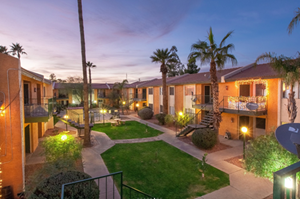 Multifamily portfolio acquisition and renovation Loan in Phoenix, AZ
