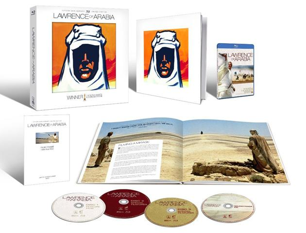 Lawrence of Arabia: 50th Anniversary Collector's Edition