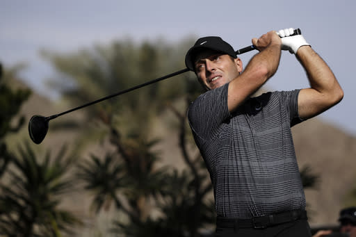Molinari returns some 8 months later and with American base