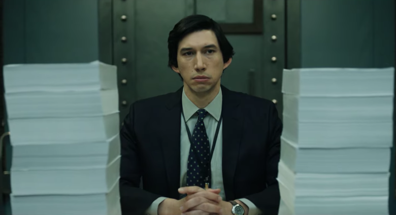'The Report': Adam Driver investigates the Central Intelligence Agency in new trailer