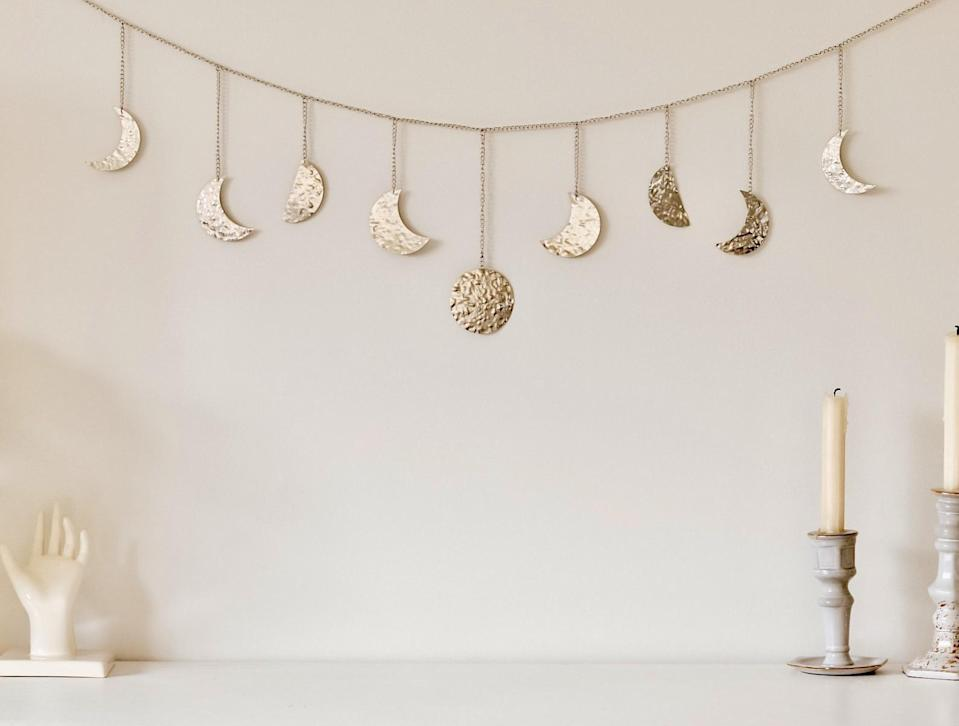 <p>This <span>MoonandGaia Wall Hanging Garland</span> ($34) will instantly elevate their room.</p>