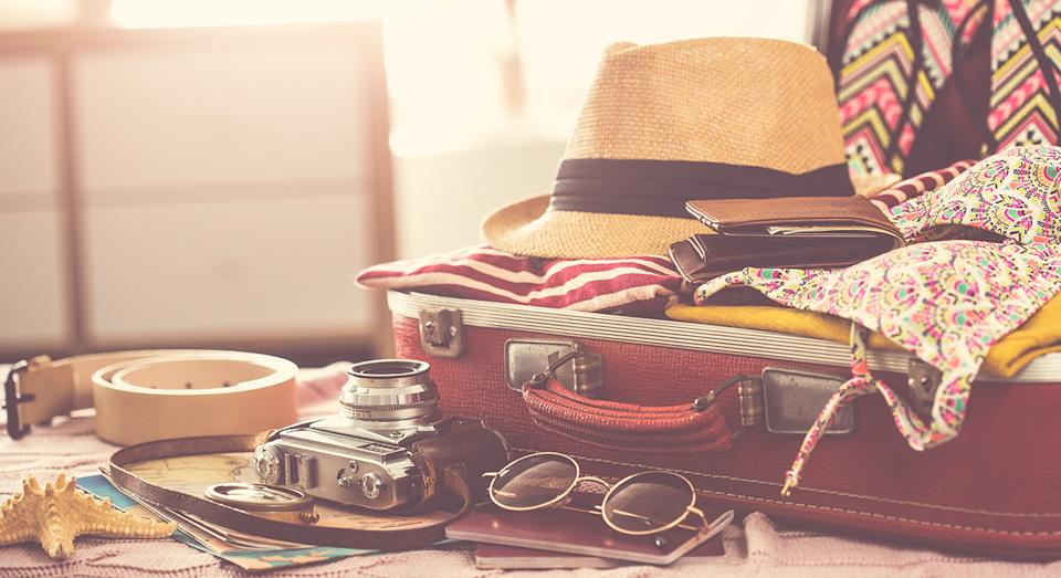 Wherever you are travelling to when lockdown lifts, a UK staycation or further afield, we have curated the travel essentials you need to make packing a breeze. (Getty Images)