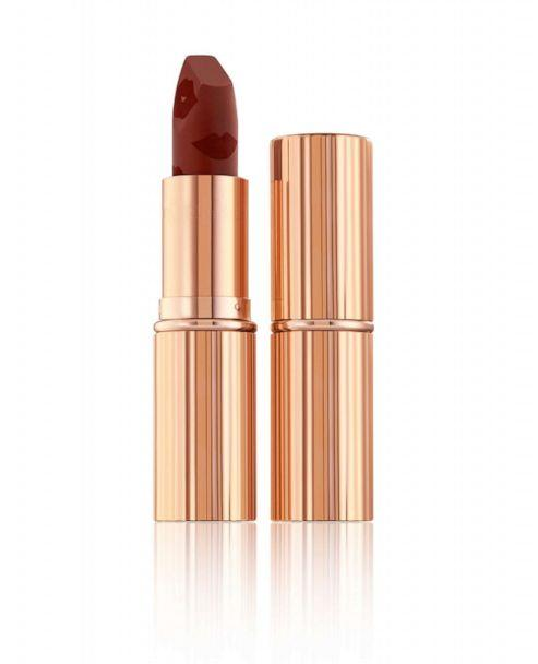 PHOTO: Try these long-lasting lipsticks to take you from mistletoe to NYE kiss. (Charlotte Tilbury)