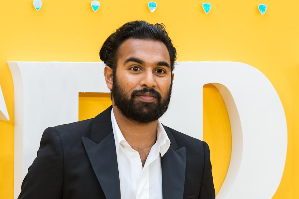 LONDON, UNITED KINGDOM - JUNE 18: Himesh Patel attends the UK film premiere of 'Yesterday' at the Odeon Luxe, Leicester Square on 18 June, 2019 in London, England. (Photo credit should read Wiktor Szymanowicz / Barcroft Media via Getty Images)