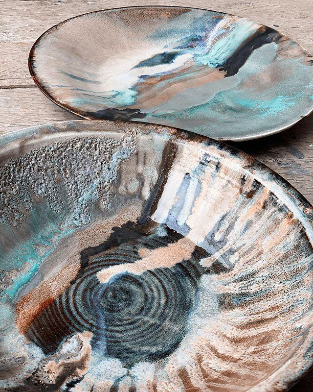"""<p>If you're after unique crockery or serving bowls to uplift and impress, look no further than Freya Bramble Carter's designs. </p><p>Inspired by nature, her handmade ceramics range from fine homewares including plates and bowls to sculptural pieces for the home and garden.</p><p>It's worth noting though, her pieces are limited and sell out fast, so if a particular piece catches your eye, it's best to be quick. </p><p><a class=""""link rapid-noclick-resp"""" href=""""https://freyabramblecarter.com/"""" rel=""""nofollow noopener"""" target=""""_blank"""" data-ylk=""""slk:SHOP HERE"""">SHOP HERE</a></p><p><a href=""""https://www.instagram.com/p/CC9lAuIjTod/?utm_source=ig_embed&utm_campaign=loading"""" rel=""""nofollow noopener"""" target=""""_blank"""" data-ylk=""""slk:See the original post on Instagram"""" class=""""link rapid-noclick-resp"""">See the original post on Instagram</a></p>"""