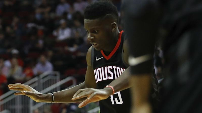 Rockets win 10th straight as Celtics and Thunder lose