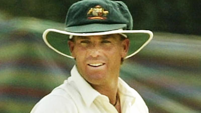 Shane Warne, pictured here during a match in Sri Lanka in 2014.