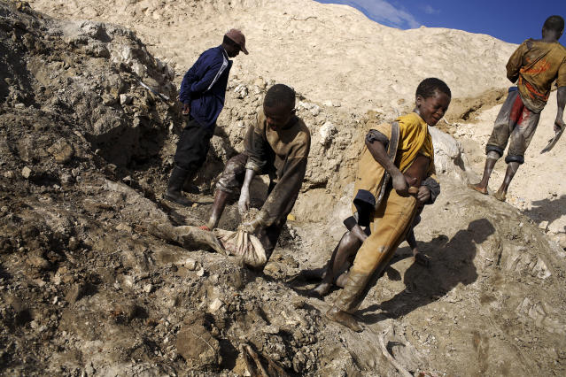 3,327,806 children in the country are child laborers working in various sectors like agriculture, industry and services. Children are also often forced to work in gold, wolframite, and coltan mines. They are hindered from going to school, and are also forcibly recruited into armed forces while attending schools. Sexual exploitation of children is also common. Inability to produce valid birth certificates and proof of citizenship sometimes leaves children with no choice but to enter the labor markets to make money for their poor families.