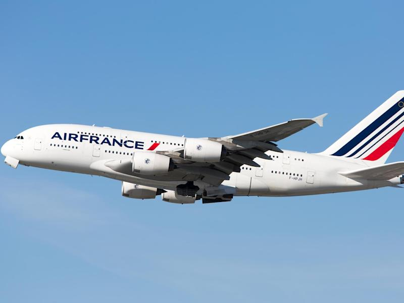 A body was found on an Air France flight from Ivory Coast to Paris: iStock