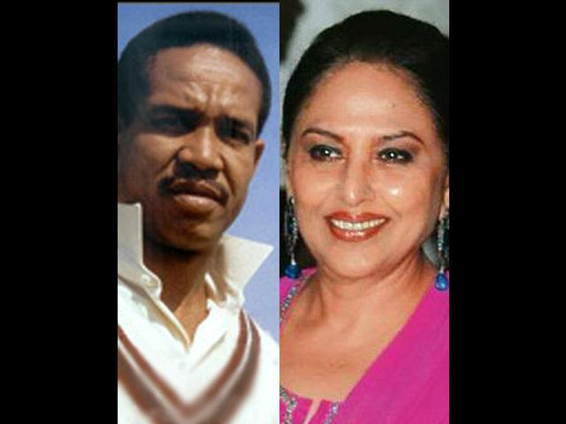 "<div class=""heading03""><strong>Anju Mahendru-Gary Sobers</strong></div> <p>The West Indian legend and the Indian actress met when the West Indies cricket team was touring in'60s. They were very much in love and looked set to marry. However, they had to split as Anju's parents were completely against their daughter getting engaged to a black man.</p>"