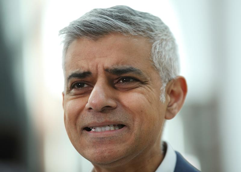 London mayor Sadiq Khan says austerity has played a role in knife crime (Picture: PA)
