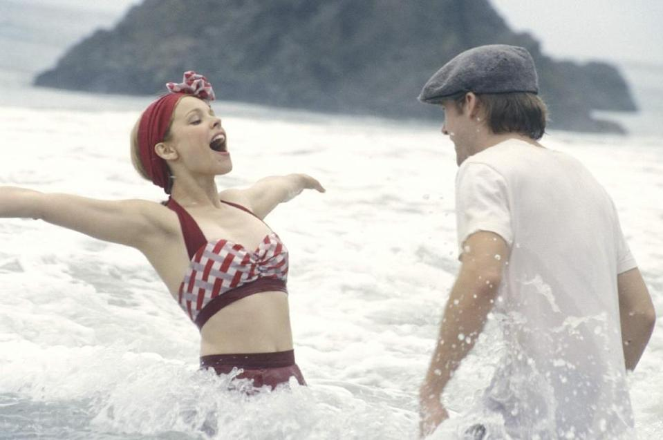 Photo credit: The Notebook/New Line Cinema