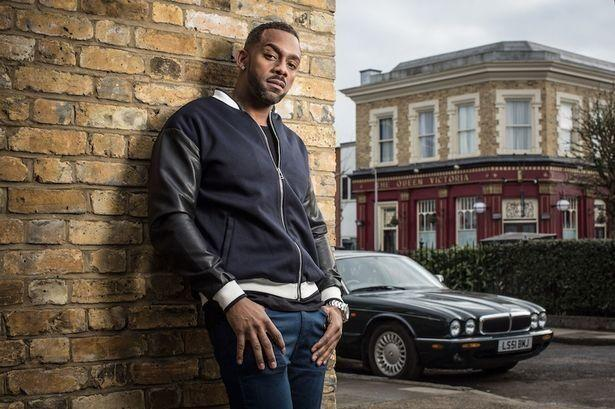 He's been in Walford all of five minutes but already Richard Blackwood's mysterious character Vincent Hubbard has made a big impression thanks to his sinister connection to Ronnie Mitchell. However, fans may have forgotten that Richard was once responsible for hits such as 'Mama Who Da Man' and '1.2.3.4 Get With The Wicked'.