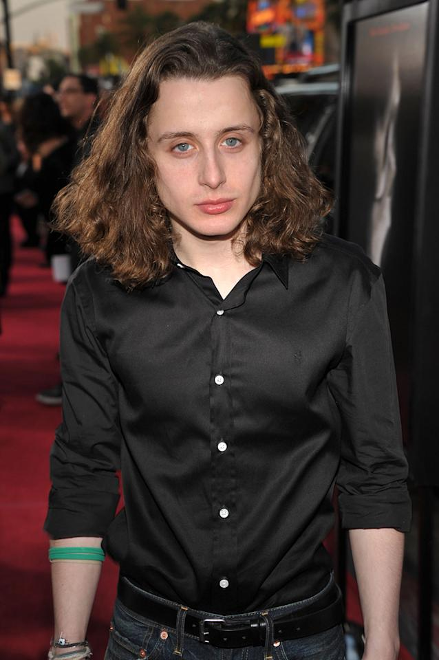 "<a href=""http://movies.yahoo.com/movie/contributor/1800354347"">Rory Culkin</a> -- who plays horror film fanatic Charlie Walker in <a href=""http://movies.yahoo.com/movie/1810035905/info"">Scream 4</a> -- delivered his signature pout as he strolled down the arrivals line."