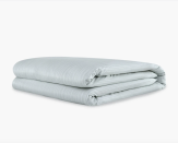 """<p><strong>Gravity Blankets</strong></p><p>Gravity Blankets</p><p><a href=""""https://go.redirectingat.com?id=74968X1596630&url=https%3A%2F%2Fgravityblankets.com%2Fproducts%2Fcotton-blankets%3Fvariant%3D31970482782282&sref=https%3A%2F%2Fwww.goodhousekeeping.com%2Fhome-products%2Fg35685540%2Fgravity-blankets-weighted-blanket-sale%2F"""" rel=""""nofollow noopener"""" target=""""_blank"""" data-ylk=""""slk:Shop Now"""" class=""""link rapid-noclick-resp"""">Shop Now</a></p><p><strong><del>$205</del> $174.25 (15% off)</strong></p><p>Thanks to its lightweight, durable design, this cotton weighted blanket will become an invaluable part of your nighttime routine.</p>"""