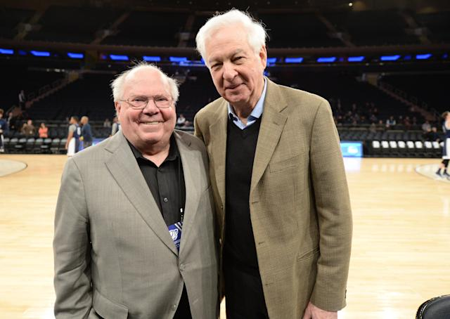 Verne Lundquist and Bill Raftery on their favorite games, the origin of 'Onions' and 'Happy Gilmore'