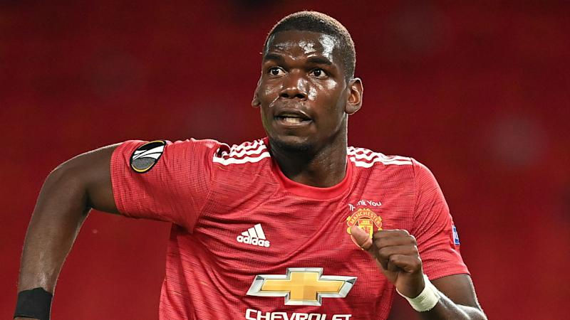 'Pogba gets a lot of stick but he's world class' – Man Utd midfielder backed by Joyce to silence critics