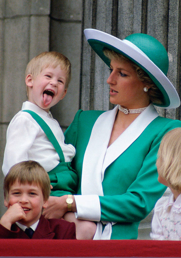 It's been claimed Harry included Diana's memory in the engagement ring. Photo: Getty