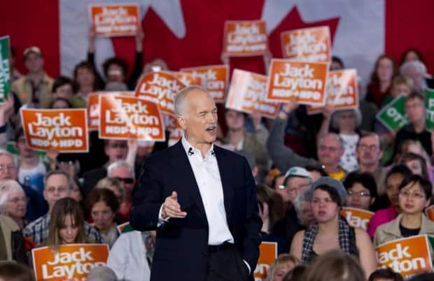Jack Layton led the New Democrats to their best-ever showing in 2011, with 103 seats and 31 per cent of the popular vote.