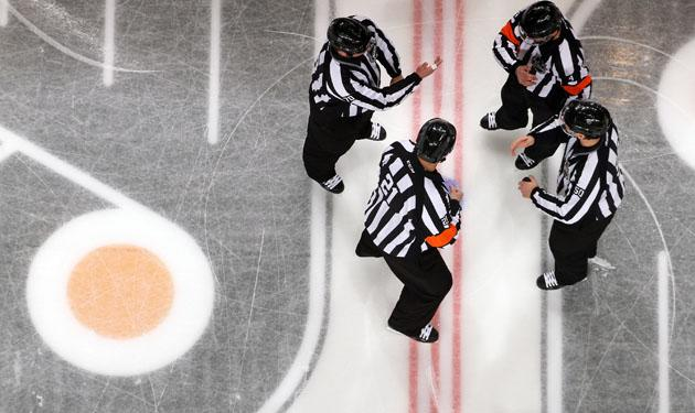 Examining The Five Penalties With No Signal According To The Nhl