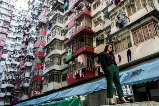 Hong Kong's unique urban aesthetics -- especially its public housing estates -- have proved enormously popular to social media obsessives