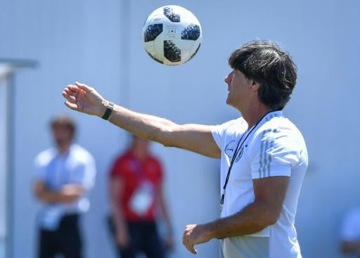 Germany coach Joachim Loew faces a crunch match against Sweden