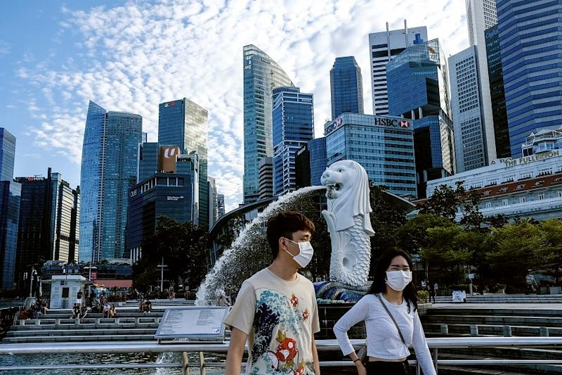 Singapore Authorities Urge Caution as Covid-19 Cases Rise in Community Areas amid Phase 2 of Reopening