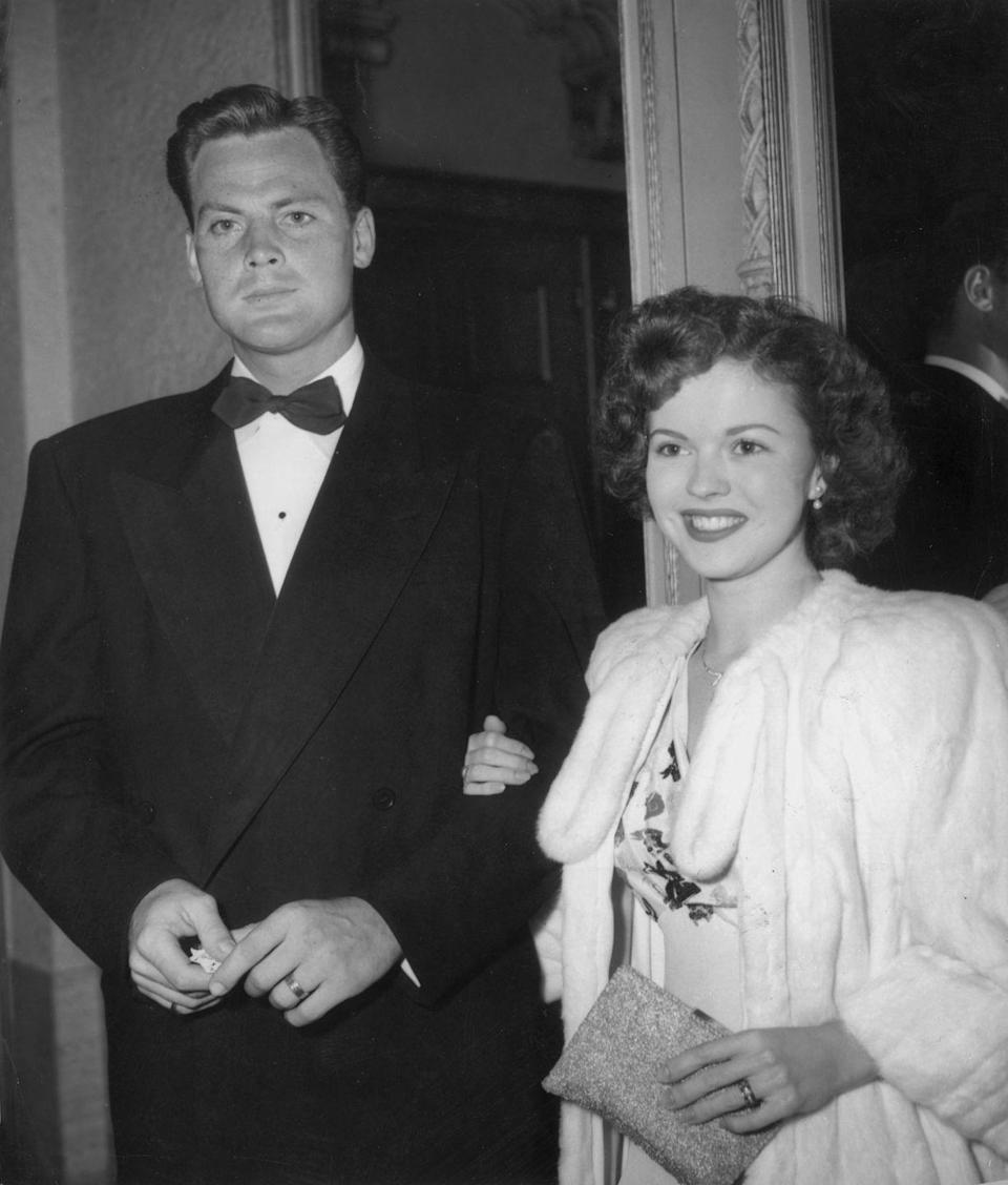 <p>After four years of marriage, Shirley's relationship with John began to hit the rocks. The couple divorced in 1949. </p>