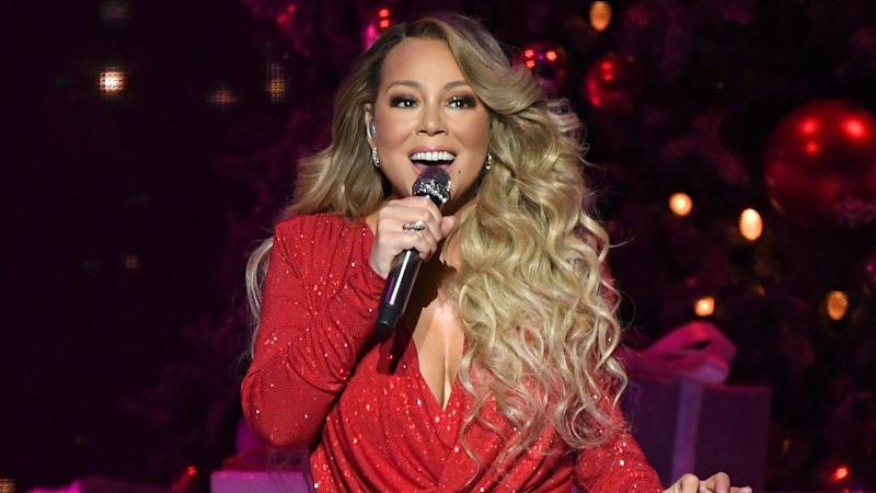Katy Perry, Ariana Grande and More Help Mariah Carey's Celebrate 'All I Want for Christmas Is You' Anniversary