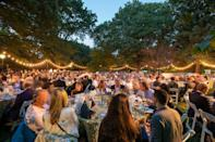 """<p>On Monday, September 20, the Public Theater threw its annual gala at the Delacorte Theater in Central Park, held in honor of the late Public founder and former artistic director Joe Papp. Guests were treated to the closing-night performance of <a href=""""https://www.townandcountrymag.com/leisure/arts-and-culture/g37200628/susan-kelechi-watson-merry-wives-central-park-essentials/"""" rel=""""nofollow noopener"""" target=""""_blank"""" data-ylk=""""slk:the hit Shakespeare in the Park production of Merry Wives"""" class=""""link rapid-noclick-resp"""">the hit Shakespeare in the Park production of <em>Merry Wives</em></a>—adapted by Jocelyn Bioh and directed by Saheem Ali—as well as a dinner and an awards presentation to Public Works community member Vivian Jett Brown, who was given the inaugural Annual Community Leadership Award. Public Theater fans and friends including Jane Krakowski, Neil Patrick Harris, Suzan-Lori Parks, Don Lemon, David Rockwell, and more joined in the revelry to celebrate Papp's legacy and the Public's ongoing and vital commitment to free live theater in New York City. <br></p>"""