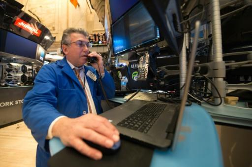 US stocks shake gloom as oil tops $50/barrel