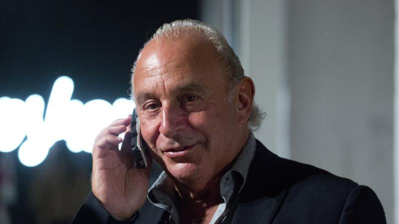 Sir Philip Green names new chairman to steer Arcadia through rough seas