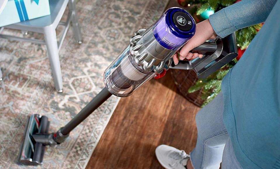 The Dyson V11 Torque Drive vacuum is one of the best vacuums we've ever tested.