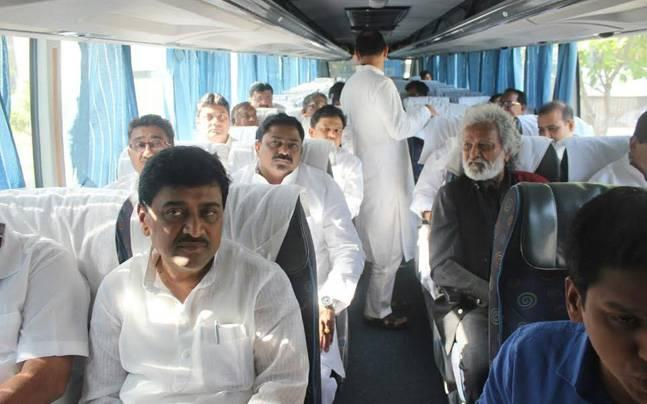 Farm loan waiver: BJP takes jibe at Opposition parties for launching sangharsh yatra in Mercedes