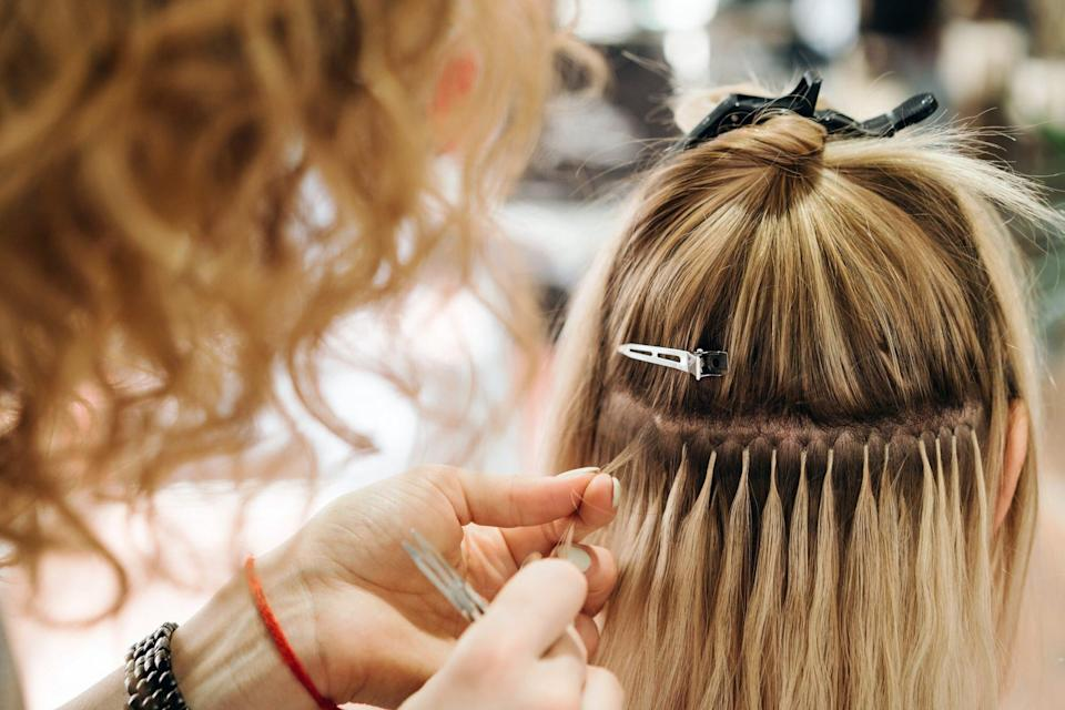 Best Hair Extensions: Clip-In, Tape & Halo For All Hair Types