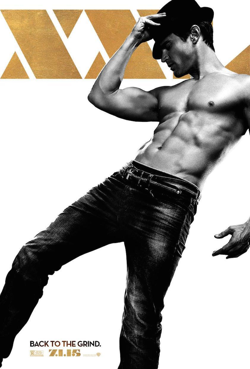 Magic Mike XXL Abs Campaign Goes Viral