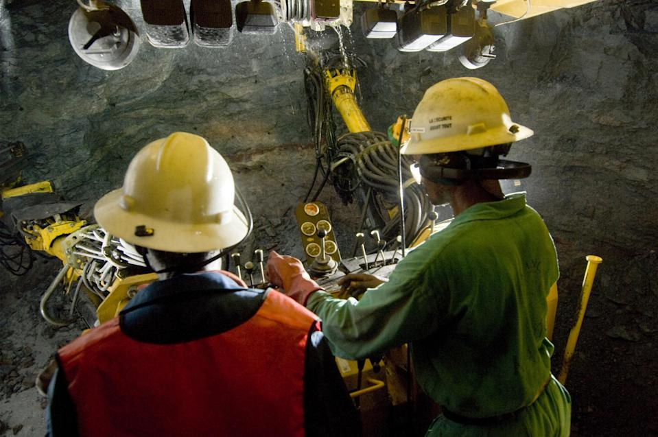 <p>Copper has risen to new highs</p> (Katanga Mining Limited)