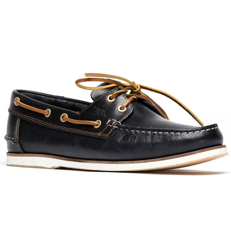 Rodd & Gunn Governors Bay Boat Shoe